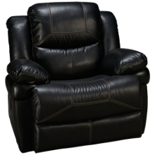 New Classic Home Furnishings Flynn Power Glider Recliner