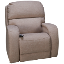 Southern Motion Fandango Power Rocker Recliner with Tilt Headrest, Heat, Massage and Lumbar