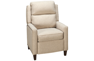 Klaussner Home Furnishings Kash Power High Leg Recliner