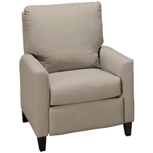 Klaussner Home Furnishings Daytona Power High Leg Recliner
