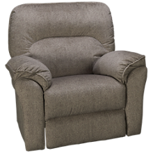 Southern Motion Full Ride Power Rocker Recliner with Tilt Headrest