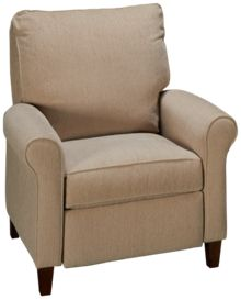 Klaussner Home Furnishings Sun Township Power High Leg Recliner