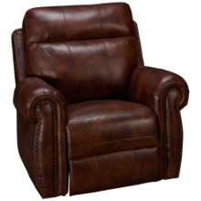 New Classic Home Furnishings Roycroft Power Glider Recliner