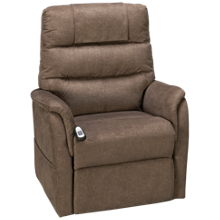 UltraComfort Newberry Power Lift Recliner with Tilt Headest