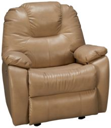 Southern Motion Avalon Power Rocker Recliner with Power Headrest