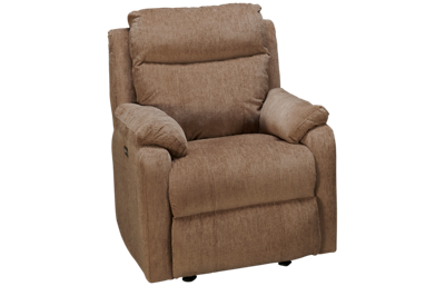Klaussner Home Furnishings Solitaire Power Rocker Recliner with