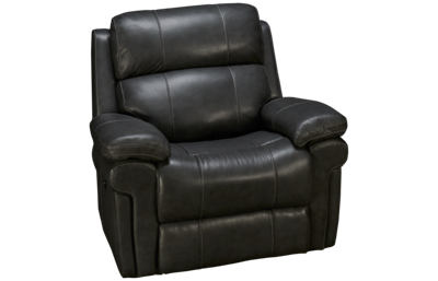 Synergy Seville Leather Power Wall Recliner