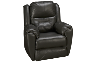 Southern Motion Pandora Leather Power Wall Recliner with Power Tilt Headrest