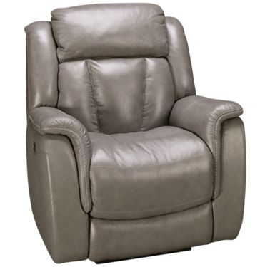 Fabulous Futura Roswell Leather Power Recliner With Tilt Headrest Alphanode Cool Chair Designs And Ideas Alphanodeonline