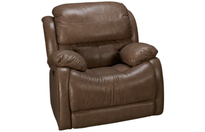 Futura Alta Power Leather Recliner with Power Tilt