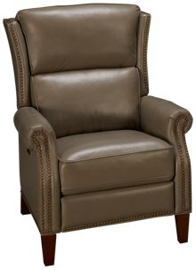 Synergy Genesis Leather Power Recliner