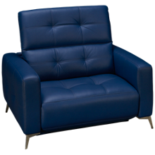 American Leather Verona Leather Power Recliner