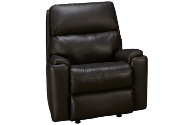 Flexsteel Rio Leather Power Recliner with Power Headrest