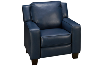 Southern Motion West End Leather Power Recliner with Tilt Headrest