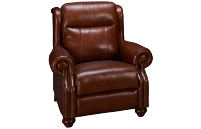 Era Nouveau Braden Leather Power Recliner with Power