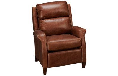 Klaussner Home Furnishings Walsh Leather Power High Leg