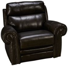 HTL Furniture Boddington 2 Leather Power Recliner with Power Headrest