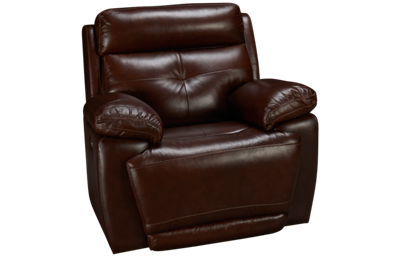 Futura Archer Leather Power Recliner with Power Tilt