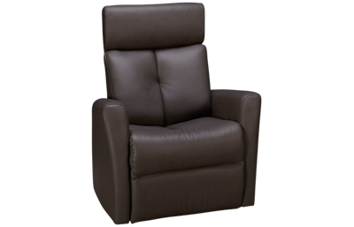 Palliser Prodigy Leather Power Swivel Glider Recliner with