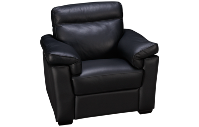 Natuzzi Editions Delaney Leather Power Recliner
