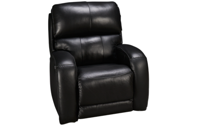 Southern Motion Fandango Leather Power Wall Recliner with Power Memory Tilt Headrest
