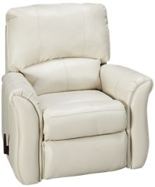 Klaussner Home Furnishings Olson Leather Rocker Recliner