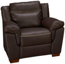 Natuzzi Editions Naples Leather Power Recliner