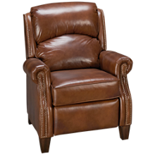 Flexsteel Whistler Leather Recliner