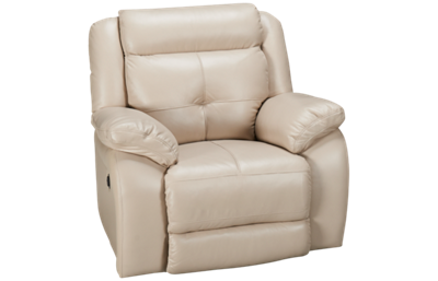 Futura Omega Leather Power Recliner