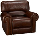 Era Nouveau Norton Power Leather Recliner