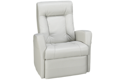 Palliser Banff Leather Power Swivel Glider Recliner