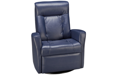 Palliser Banff II Leather Power Swivel Glider Recliner
