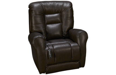 Southern Motion Grand Leather Power Lift Recliner with