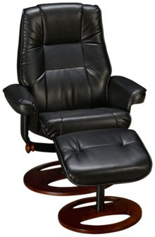 Benchmaster Panther Chair & Ottoman