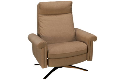 American Leather Nimbus Comfort Air Reclining Chair with Tilt Headrest