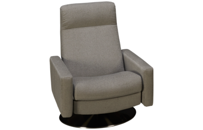 American Leather Cloud Comfort Air Large Reclining Chair with Tilt Headrest