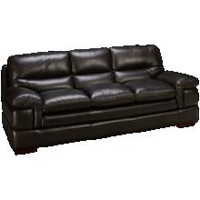 Futura Carter Leather Queen Sleeper Sofa