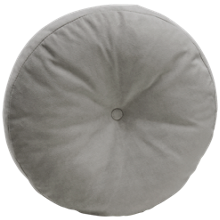 "Jonathan Louis Design Lab 17"" Round Pillow With Button"