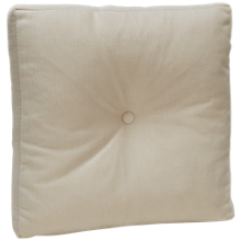"Jonathan Louis Design Lab 16"" Square Pillow With Button"