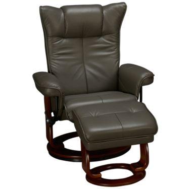 Astonishing Benchmaster Carmel Leather Chair And Storage Ottoman Short Links Chair Design For Home Short Linksinfo