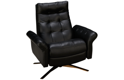 American Leather Pileus Leather Comfort Air Chair