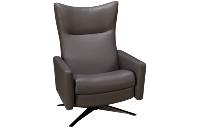 American Leather Stratus Leather Comfort Air Chair