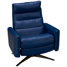 American Leather Cirrus Leather Comfort Air Chair