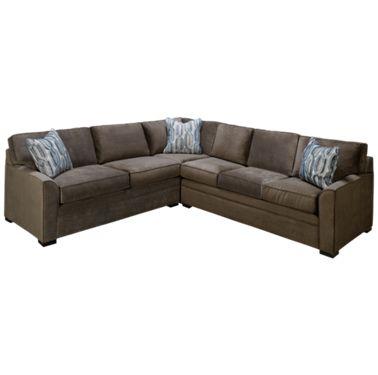 Jonathan Louis Jonathan Louis 3 Piece Sleeper Sectional Jordan S Furniture