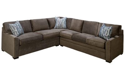 Jonathan Louis 3 Piece Sleeper Sectional