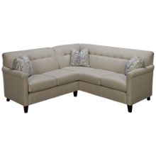 Kincaid  Modern 2 Piece Sectional