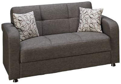 Istikbal Vision Convertible Loveseat With Storage