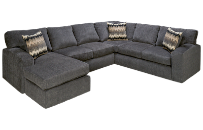 American Furniture Perth 2 Piece Sectional
