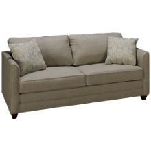 klaussner home furnishings tilly queen sleeper sofa with air mattress