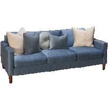 Jonathan Louis Design Lab Estate Sofa with Toss Pillows